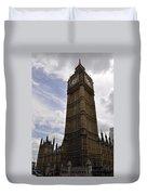 Elizabeth Tower Duvet Cover