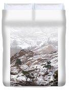 Elk Mountain Duvet Cover