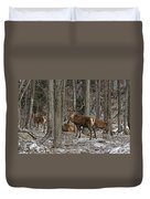 Elk Pictures 45 Duvet Cover