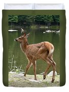 Elk Pictures 74 Duvet Cover