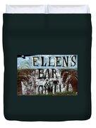 Ellen's Place Duvet Cover