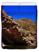 Ellery Creek- Outback Central Australia V2 Duvet Cover