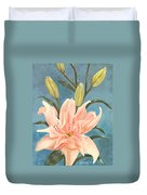 Elodie Lily Duvet Cover