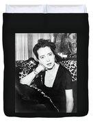 Elsa Schiaparelli (1890-1973) Duvet Cover