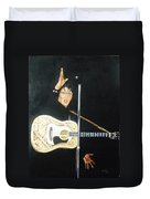 Elvis 1956 Duvet Cover