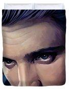 Elvis Presley Artwork 2 Duvet Cover