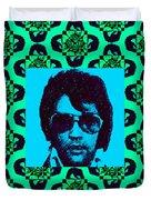 Elvis Presley Window P128 Duvet Cover