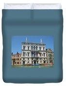 Embassy Building Venice Italy Duvet Cover