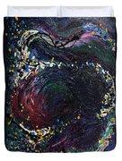 Embraced Swirl Duvet Cover