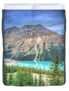 Peyto Lake 7 Duvet Cover