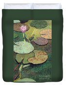 Emerald Pond Duvet Cover