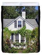 Emily Post House And Garden Duvet Cover