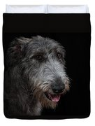 Irish Wolfhound II Duvet Cover
