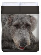 Irish Wolfhound IIi Duvet Cover