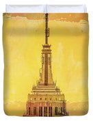Empire State Building 4 Duvet Cover
