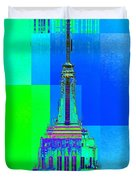 Empire State Building 5 Duvet Cover