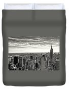 Empire State Of Mind Duvet Cover