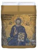 Empress Zoe Mosaic - Hagia Sophia Duvet Cover