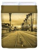 Beach Street Duvet Cover