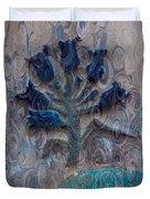 Enchanted Bluebells Duvet Cover