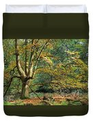 Enchanted Forest Tree Duvet Cover