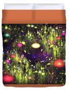 Enchanted Meadow Duvet Cover