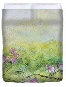 Enchanted Meadow Duvet Cover