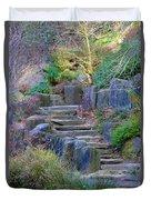 Enchanted Stairway Duvet Cover