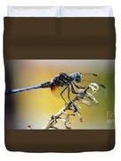Enchanting Dragonfly Duvet Cover