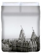 Enchanting Jaisalmer Duvet Cover