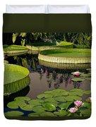 Enchanting Water Garden Duvet Cover