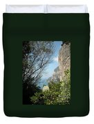 Enclave Of Excellence Duvet Cover