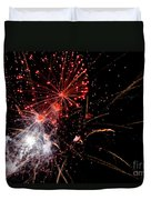 End With A Bang Duvet Cover