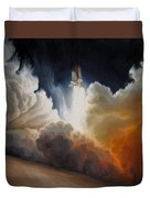 Endeavour Duvet Cover