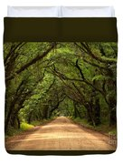 Endless Oaks Duvet Cover