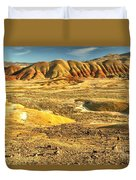 Endless Painted Hills Duvet Cover