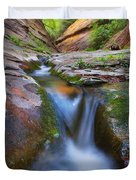 Energy Duvet Cover by Peter Coskun