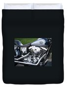 Engine Close-up 5 Duvet Cover