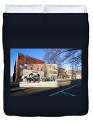 Engine Co. No. 2 In Providence Ri Duvet Cover