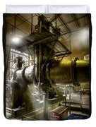 Engine Room Duvet Cover