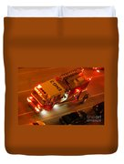 Engine Three  Duvet Cover