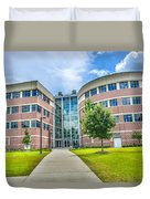 Engineering Building 3 Duvet Cover