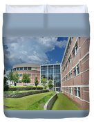 Engineering Perspective Duvet Cover