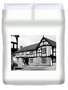 England: Red Lion Inn Duvet Cover