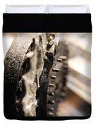 Enigma Wheel Duvet Cover