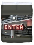 Enter Duvet Cover