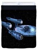 Enterprise Duvet Cover