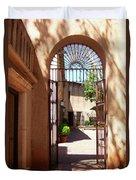 Entrances Duvet Cover