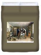Ephraim Mcdowell, 1809 Duvet Cover