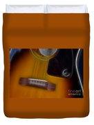 Epiphone Acoustic-9429-fractal Duvet Cover